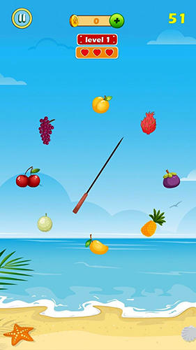 Fruit hit : Fruit splash screenshot 4