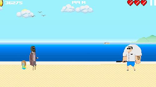 Arcade Beach daddy für das Smartphone