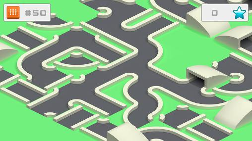 50 shades of roads auf Deutsch