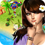 Paradise resort: Free island icon