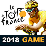 Tour de France 2018: Official bicycle racing game Symbol