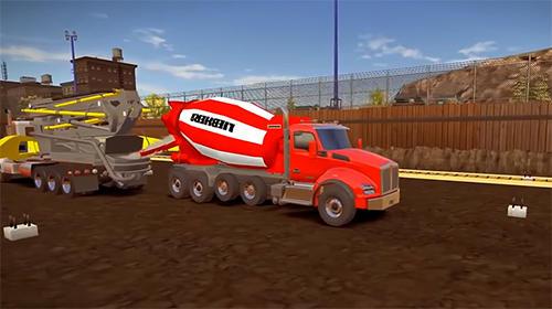 Traktor Construction simulator 3 auf Deutsch