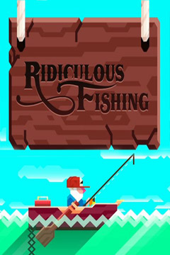 logo Pesca Ridicula - Una historia de redencion