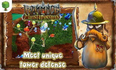 Battle Mushrooms auf Deutsch