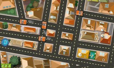 Push-Cars 2 On Europe Streets Screenshot