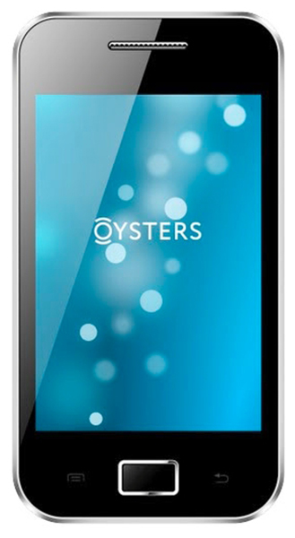 Oysters Arctic 350