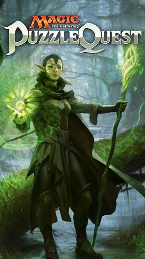 Magic: The gathering. Puzzle quest Screenshot