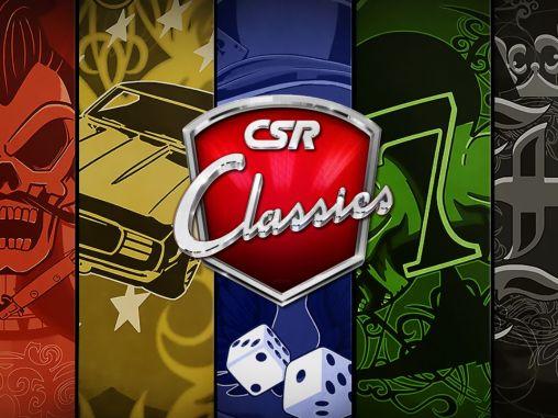 CSR Classics screenshot 1