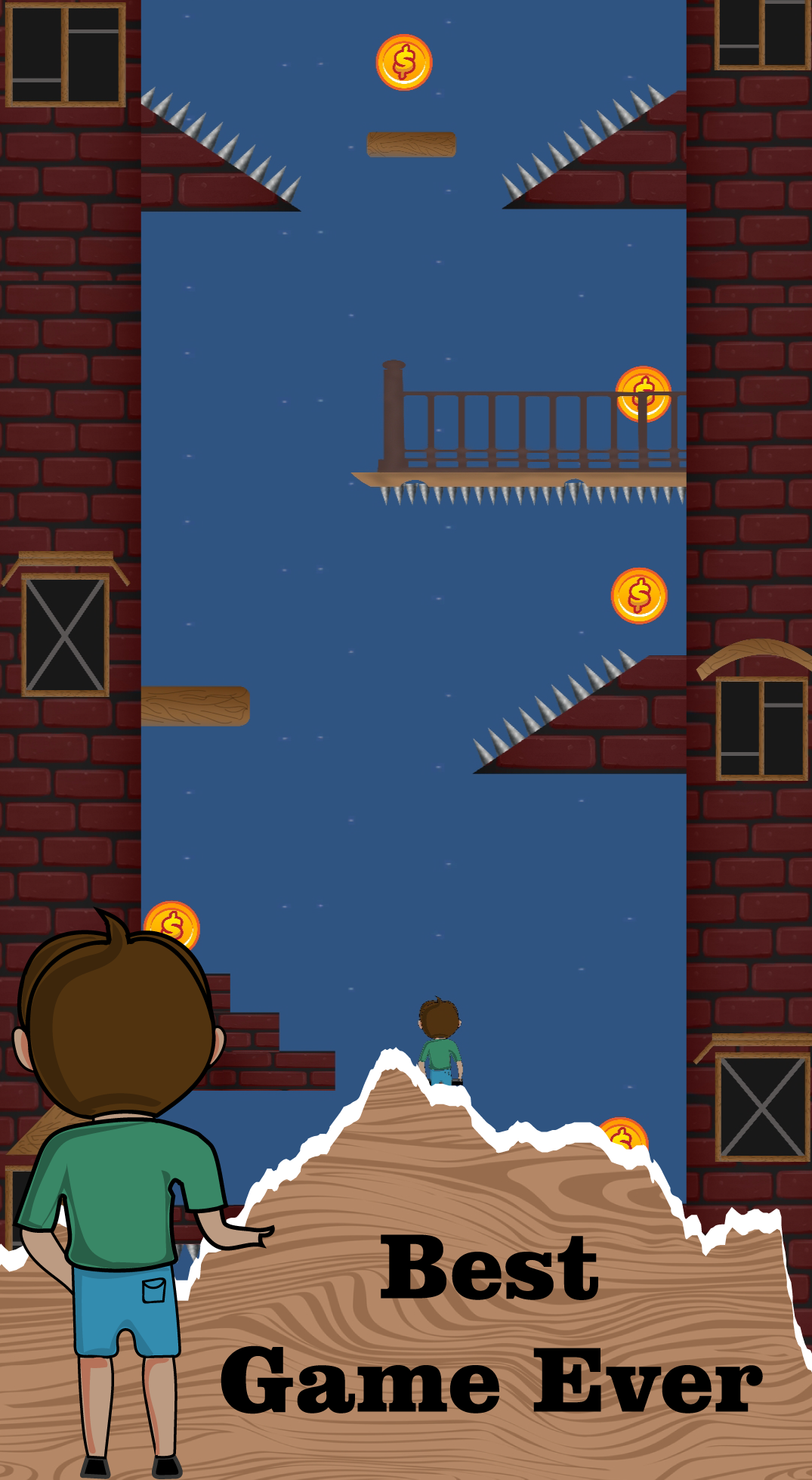 скріншоти Jumping Jack