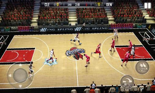 Fanatical basketball screenshot 1