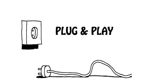 Plug and play captura de tela 1