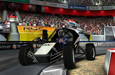 Screenshot Race Of Champions on iPhone