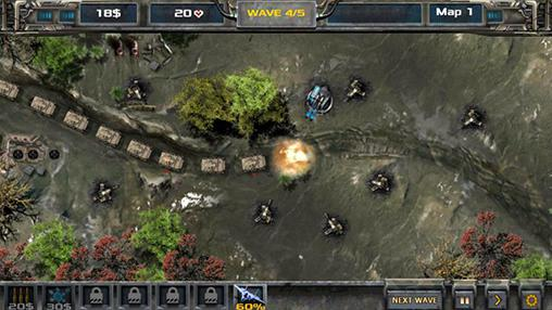 Defense legend para Android