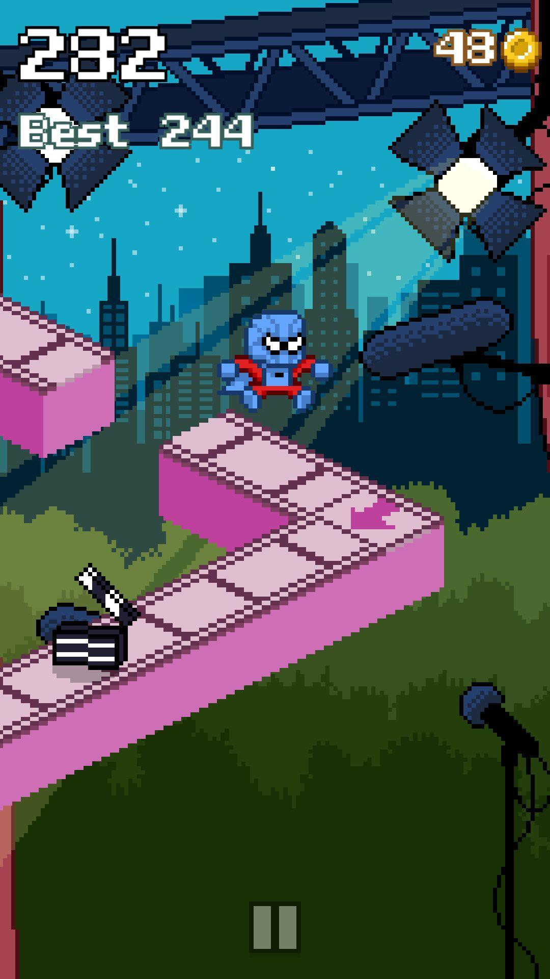 Pixel Stars capture d'écran 1