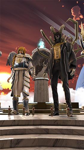 Game of gods capture d'écran 1