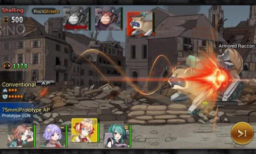 Strategie RPG Panzer waltz auf Deutsch