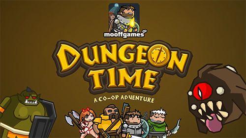 logo Dungeon Time
