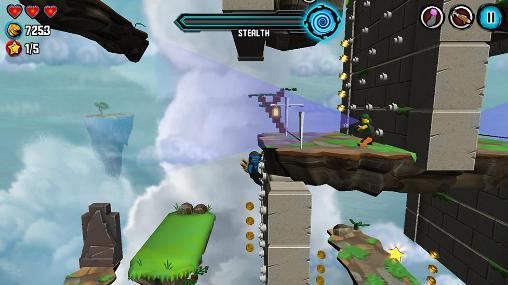 LEGO Ninjago: Skybound screenshot 1