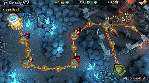Invictus heroes Screenshot
