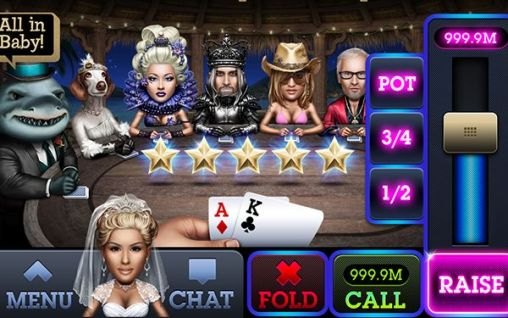 Fresh deck: Poker - Live holdem para Android