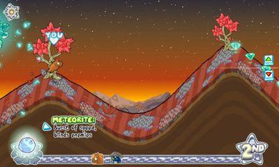 Juegos en línea Dillo Hills 2 'Roid Racing en español
