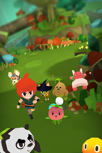 Mighty pets and puzzles für Android