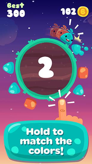Glob trotters: Endless runner für Android