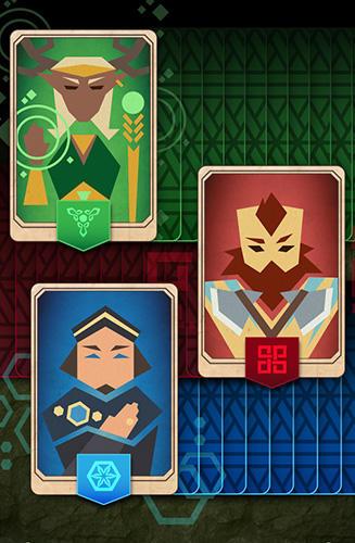Thrones: Kingdom of elves. Medieval game für Android