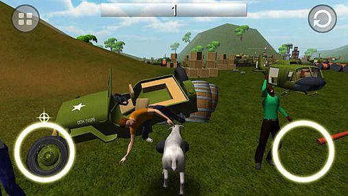 Alboroto de cabra