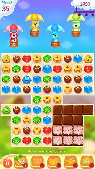Android用 クッキー・パラダイス