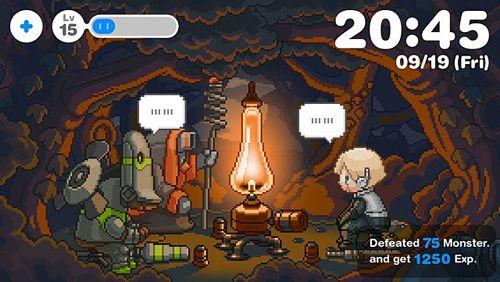iPhone用ゲーム ドゥリープス:アラーム・プレイング・ゲーム のスクリーンショット