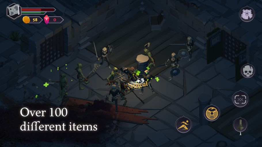 Dread Rune: Roguelike Dungeon Crawler für Android