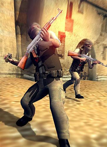 US army sniper assassin war для Android