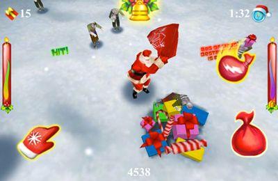 El Papá Noel contra los Zombies 3D