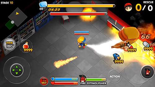 Arcade-Spiele X-fire für das Smartphone