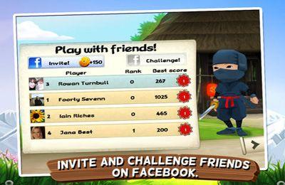 Mini Ninjas für iPhone