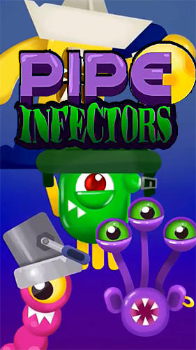 Pipe infectors: Pipe puzzle Screenshot