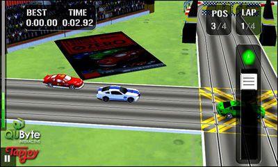 Rennspiele HTR High Tech Racing für das Smartphone