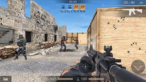 Shooter Standoff 2 auf Deutsch