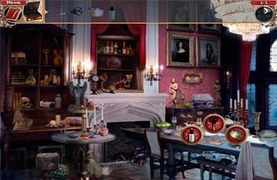 Screenshot Vampireville: haunted castle adventure on iPhone