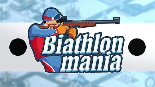 Biathlon mania Screenshot