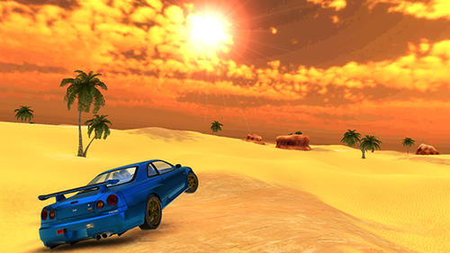 Skyline drift simulator pour Android
