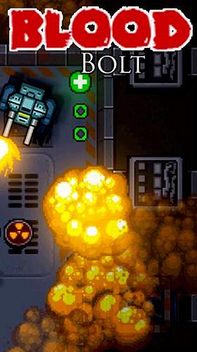 Blood bolt: Arcade shooter Screenshot
