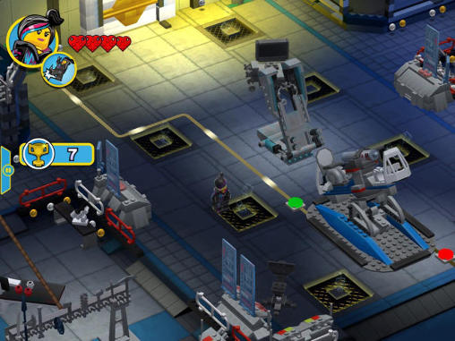 The LEGO movie: Videogame для Android