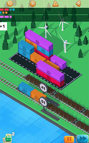 Goods train fever for Android