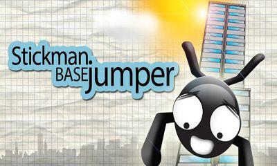 Stickman Base Jumper Screenshot
