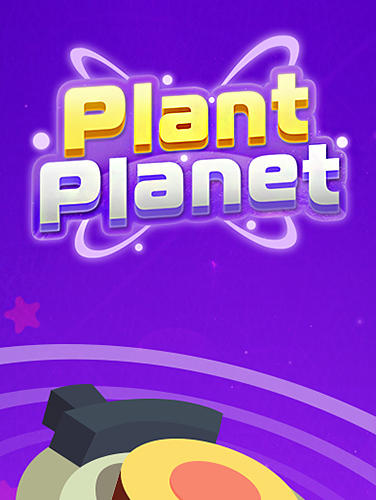 Plant planet 3D: Eliminate blocks and shoot energy Screenshot