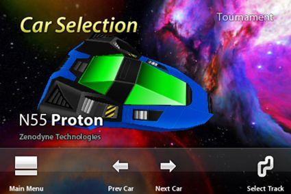 Rennspiele: Lade Orion Raser auf dein Handy herunter