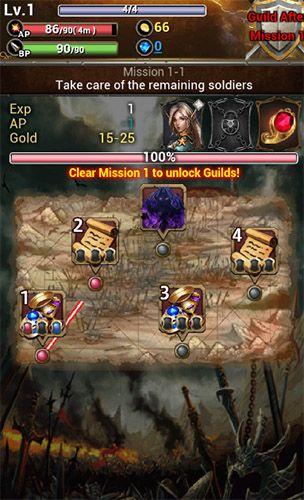 War of legions screenshot 4