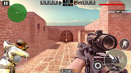 Counter shoot FPS für Android
